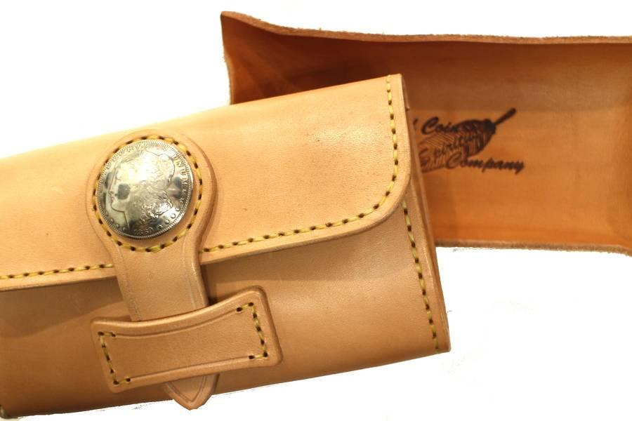 OLD COIN COMPANY SPIRITUSの財布