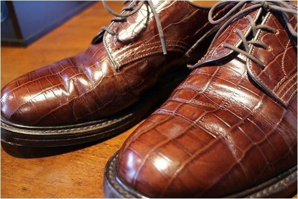 シップスの革靴