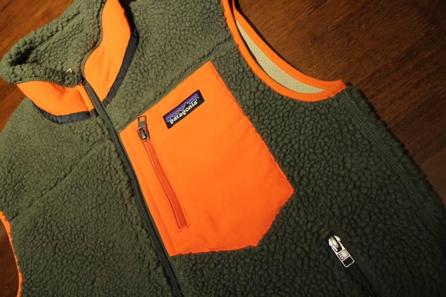 レトロXのClassic Retro-X Vest