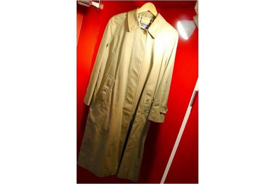 バーバリーのコート