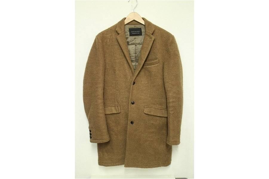 ウールコートの古着買取