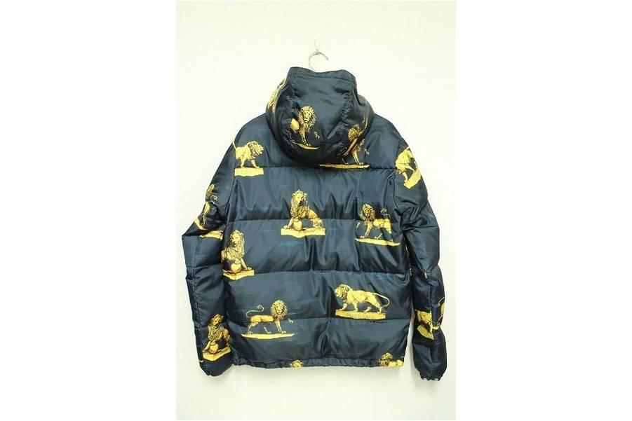 ジャケットのパーカー