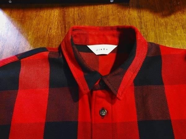 NEL CHECK SHIRTのネルシャツ