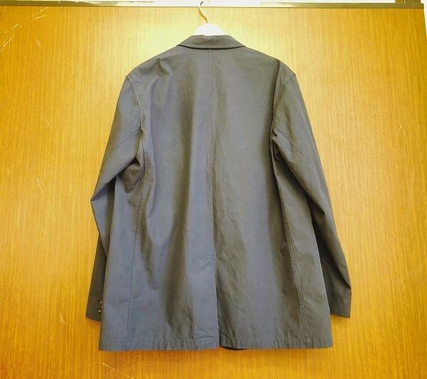 グラフペーパーのスタンダードボックスジャケット