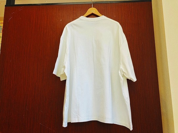 バレンシアガのOver size T Shirt