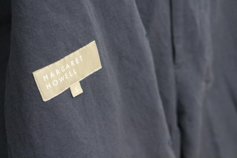 ドメスティックブランドのMARGARET HOWELL