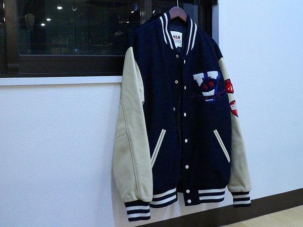 ヴァン ジャケットのアイビーファッション
