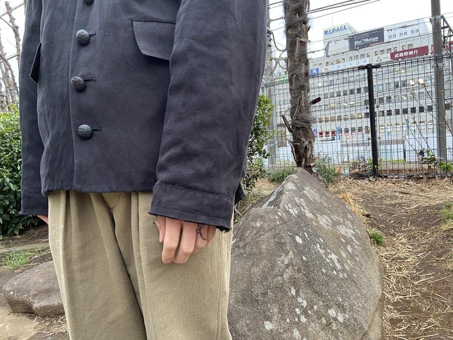 ポエティック エンブロイダリー ダブルクロース ユニフォームジャケットの買取