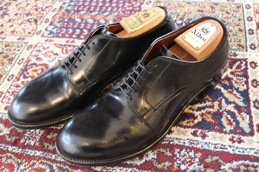 靴を愛する世界中の人々の憧れ・・・ALDEN /オールデン入荷!