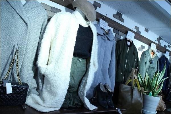 OFFスタイルにおすすめ冬アウター★★【トレファクスタイル川越店】