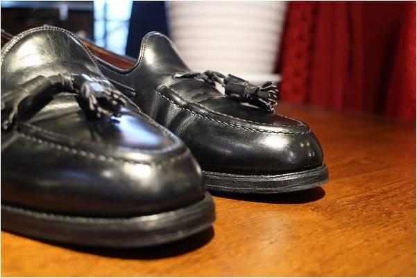 """""""古くさい""""が""""今""""お洒落。流行のセットアップスタイルに、、革靴のご紹介!!"""