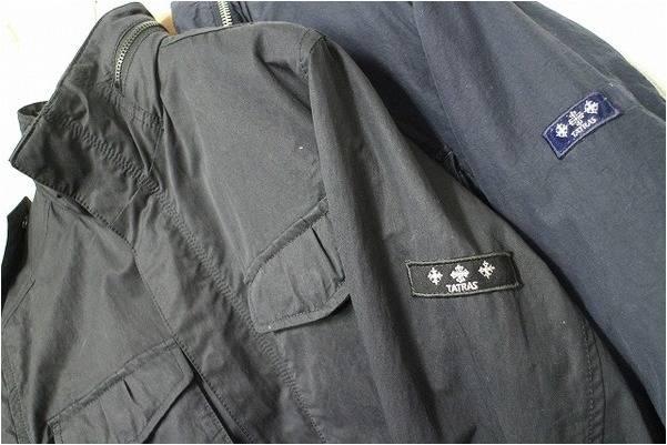 買取も大強化中のTATRAS(タトラス)からスタイリッシュなM-65ジャケット入荷。【古着買取トレファクスタイル川越店】