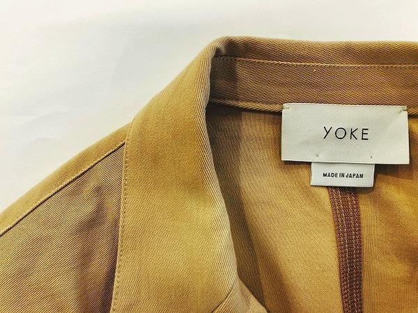 YOKE(ヨーク )のJACKET CARDIGAN が入荷しました