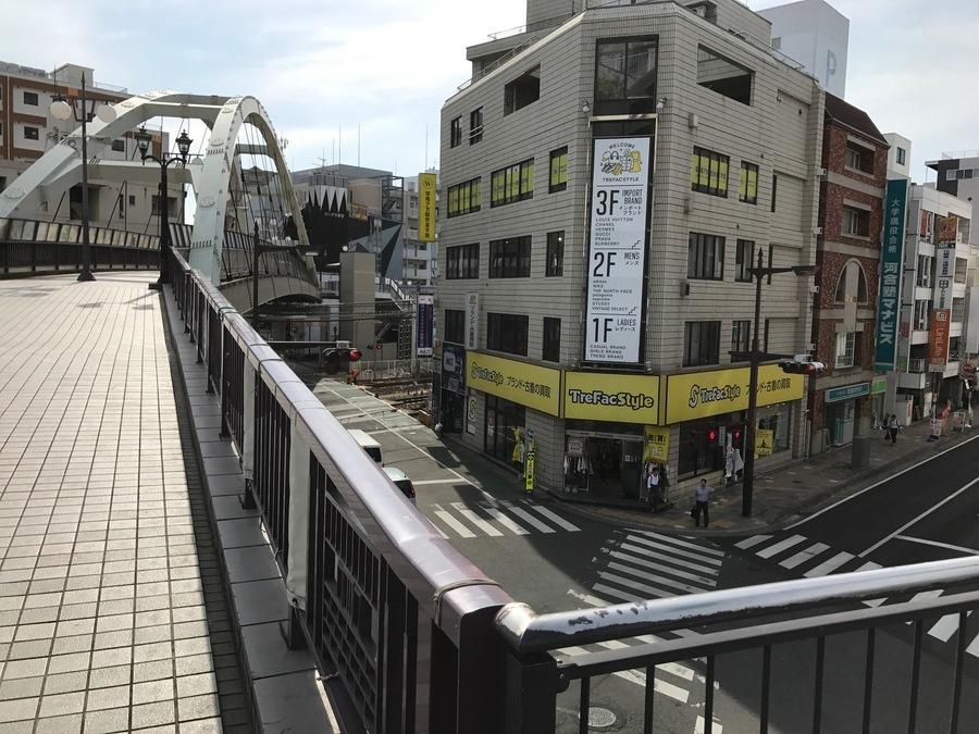 『小江戸と古着の町』トレファクスタイル!!