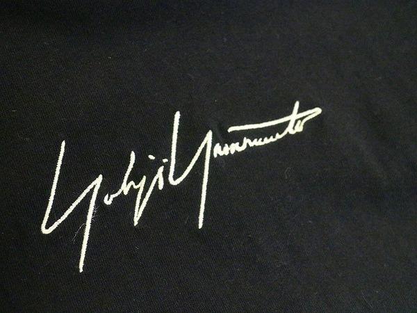【 18ss  YohjiYamamoto pour homme】シンプルに着たい一着!