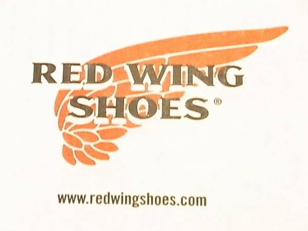 「REDWINGのレッドウイング 」