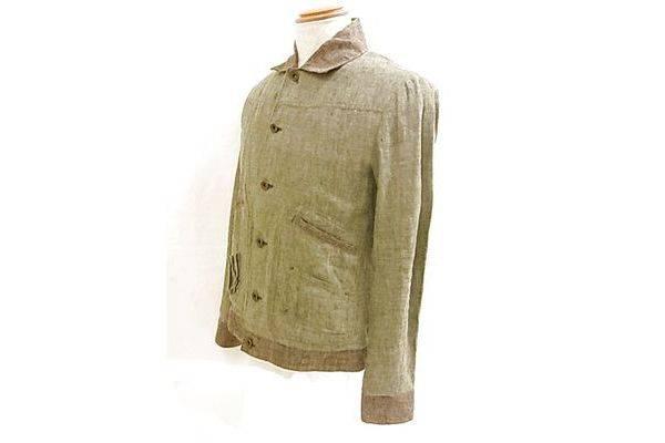 「イロコイのジャケット 」