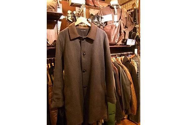 「フランクリーダーのコート 」