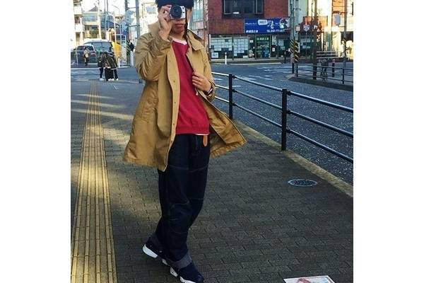 「橋本のメンズ 」
