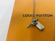 【LOUIS VUITON/ルイヴィトン】気品溢れるネックレスの入荷です。