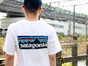 【Patagonia/パタゴニア】シンプルTシャツでもロゴありならインパクト◎!