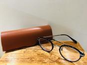 【OLIVER PEPLES/オリバーピープルズ】ヴィンテージ&シックな伊達眼鏡の入荷です。