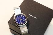 【Paul Smith/ポールスミス】ビジネスにもカジュアルにも最適な腕時計の入荷です。