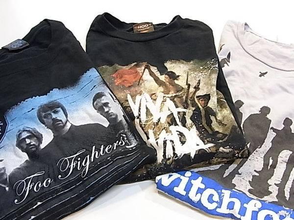 「バンドTのTシャツ 」