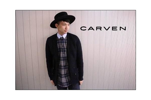 「メンズのCARVEN カルヴェン 」