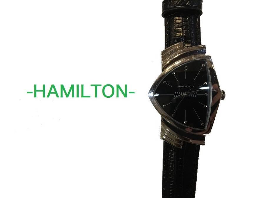 「HAMILTONのベンチュラ 」