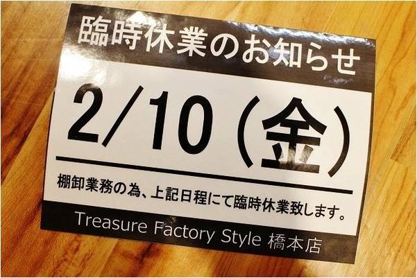 「橋本の春物 」