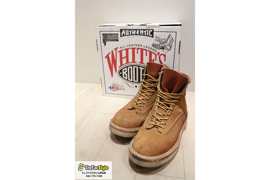 「ホワイツブーツのWhites Boots 」