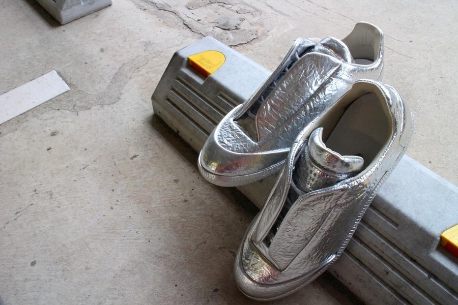 「スニーカーのMartin Margiela22 」