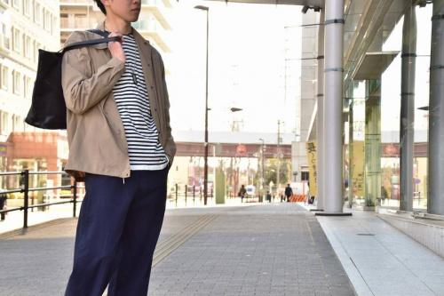橋本の春コーデ
