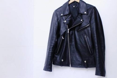 古着のレザージャケット