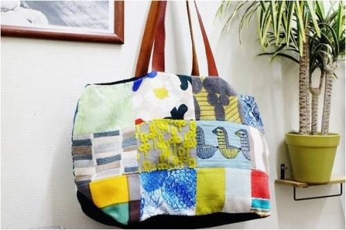 橋本のバッグ