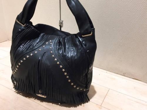 ジミーチュウのバッグ