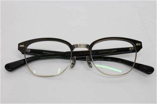 オリバーピープルの眼鏡