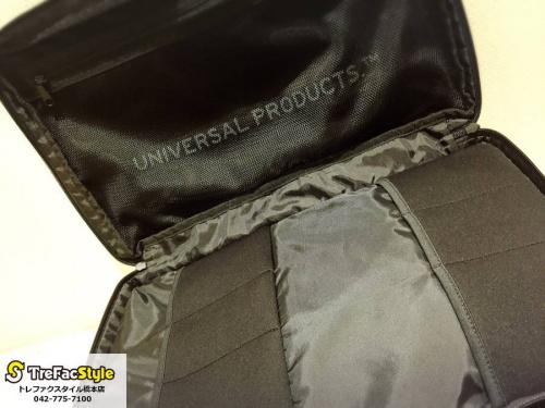 ユニバーサルプロダクツのバックパック