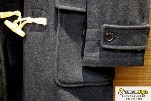 エムエイチエルのコート