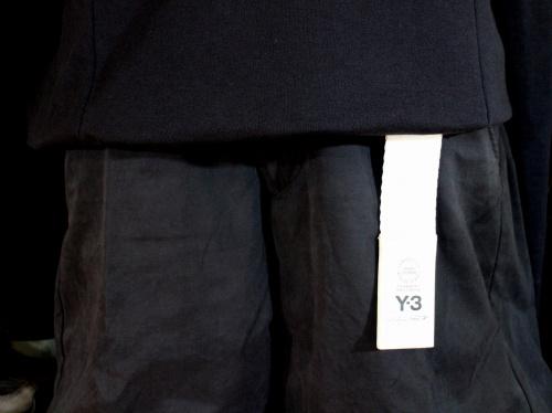 Y-3のYohji_Yamamoto