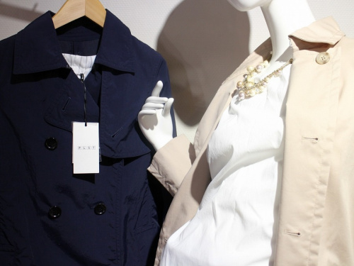 キャリアファッションのPLST
