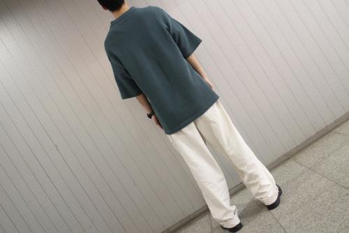 クレプスキュールのポロシャツ