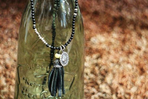 ブレスレットのネックレス