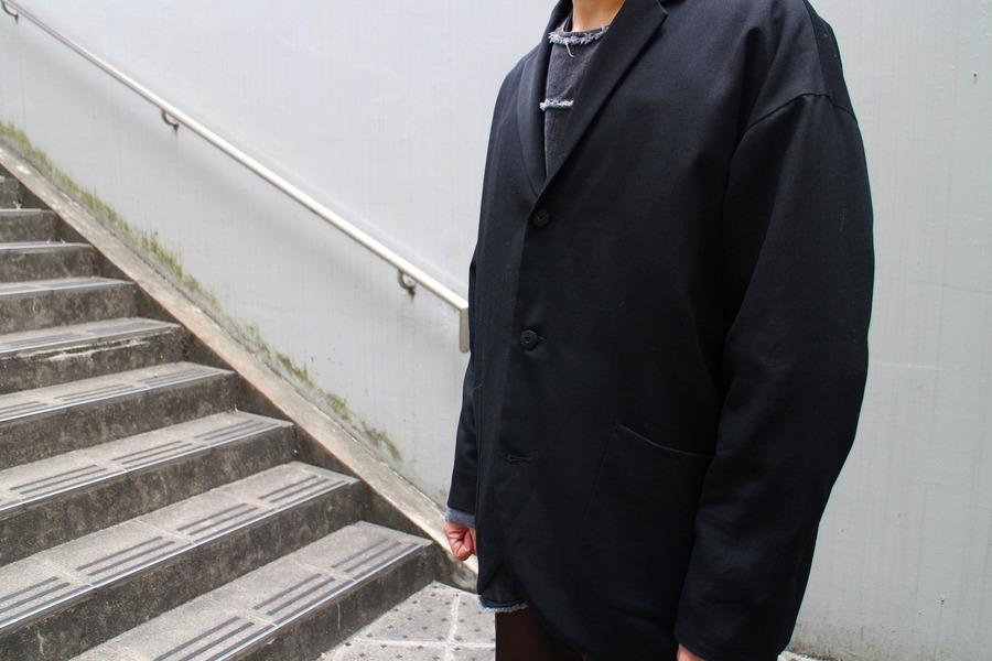 ドゥルカマラのよそいきスロープジャケット