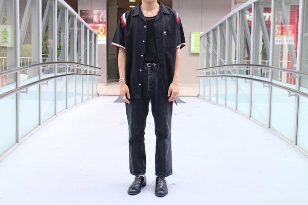 ヒルトンのヴィンテージボーリングシャツ