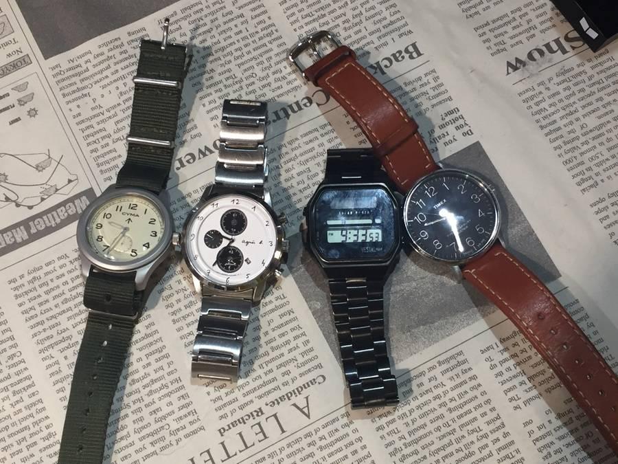 スタッフおすすめ腕時計特集!!【トレファクスタイル橋本店】