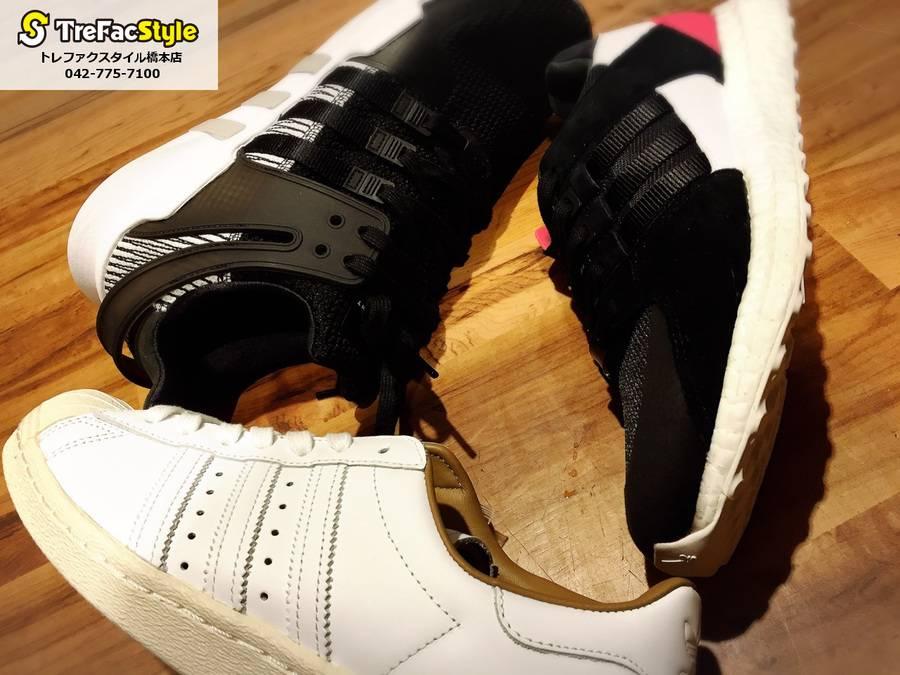 adidas/アディダススニーカー未使用で続々入荷中!!【古着買取トレファクスタイル橋本店】