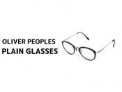 """クラシックなのに洗練されているアイウェア""""OLIVER PEOPLES(オリバーピープルズ)""""より伊達眼鏡入荷!"""