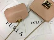 小ぶりで飽きのこないバッグ〈FURLA/フルラ〉入荷!【古着買取トレファクスタイル葛西店
